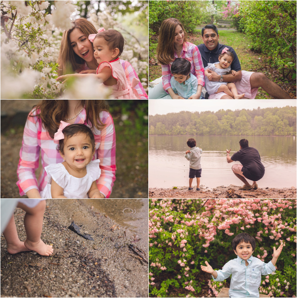 What to Expect Family Photography Session outdoors